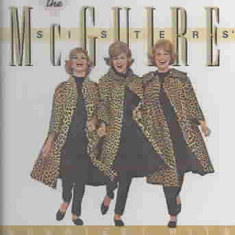 GREATEST HITS BY MCGUIRE SISTERS (CD)