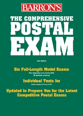 The Comprehensive Postal Exam 473/473c By Bobrow, Jerry
