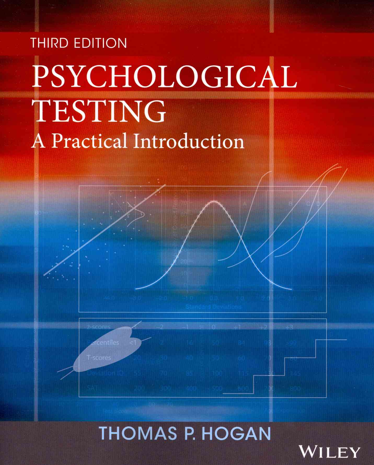 Psychological Testing By Hogan, Thomas P.